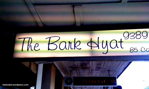 The Bark Hyat