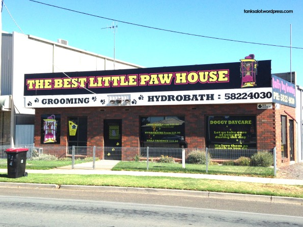 The Best Little Paw House