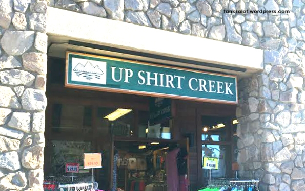 Up Shirt Creek