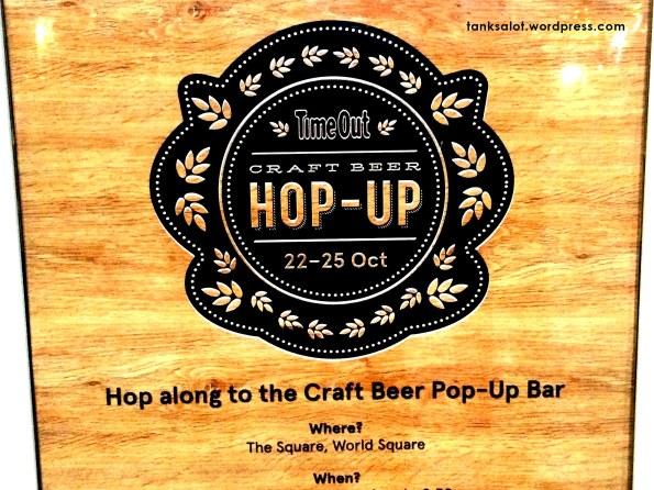 Hop Up Bar